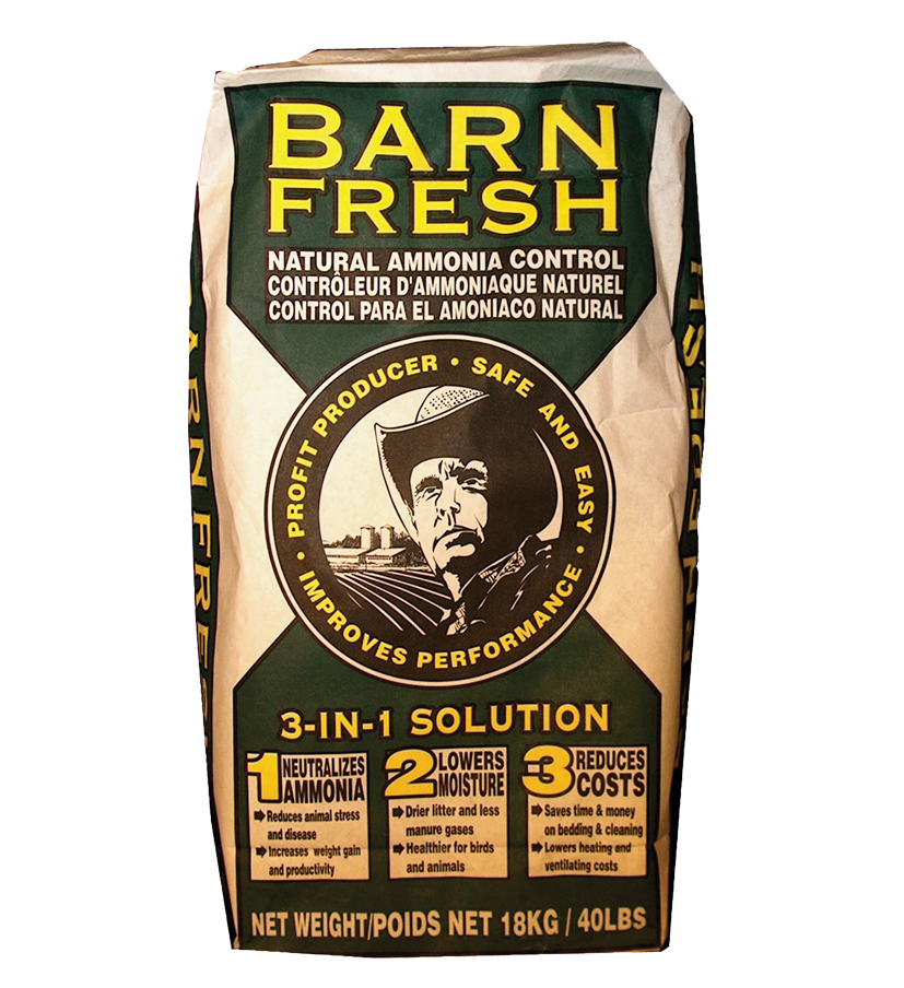 Barn Fresh - Absorbent Products