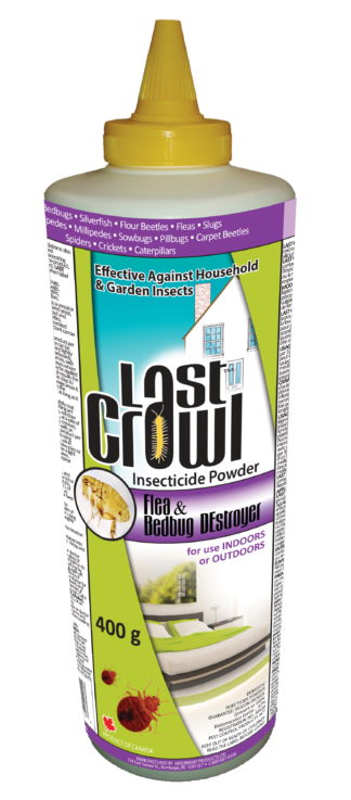 Last Crawl Insect DEstroyer 500 g