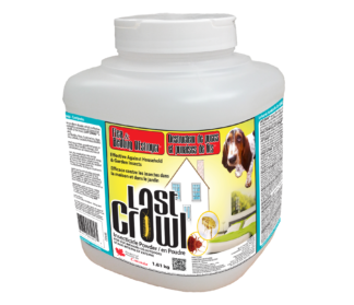 Last Crawl Diatomaceous Earth Insecticide