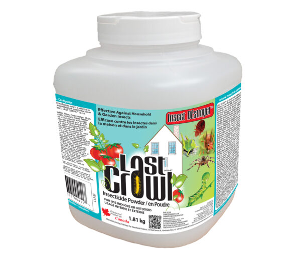 Effective Against Household and Garden Insects