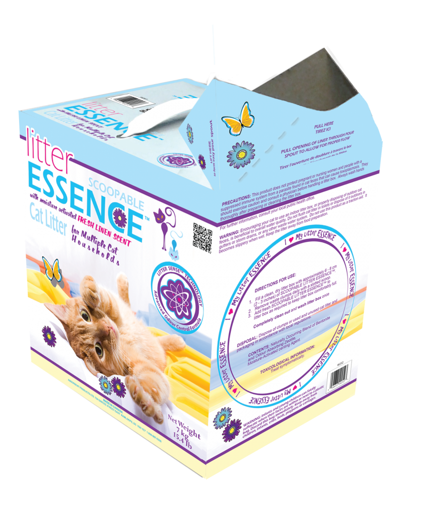 Litter Essence Cat Litter - 7 kg